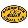 Operating Engineers Union Local 139 Logo