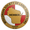 Wisconsin Society of Land Surveyors Logo